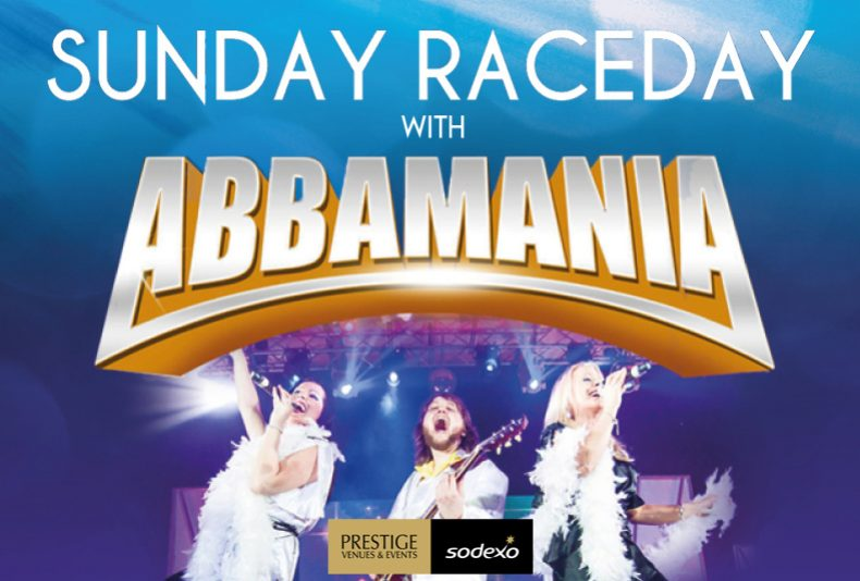 photo: Sodexo Sunday Raceday ft ABBAMANIA