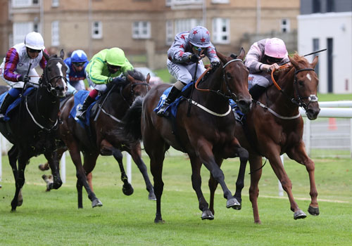 Scottish Trophy Raceday, Tuesday 16 August